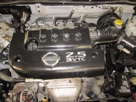 Kонтрактный двигатель (АКПП) QR25 на Nissan Altima VQ25, VQ23 за 200 000 тг. в Алматы – фото 2