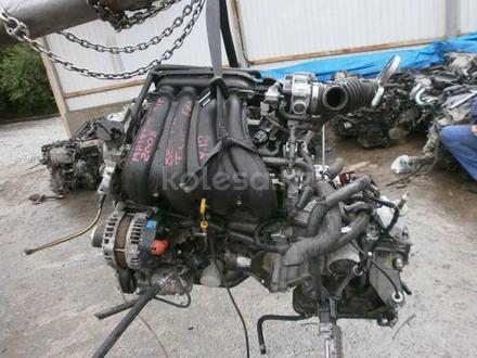 Kонтрактный двигатель (АКПП) QR25 на Nissan Altima VQ25, VQ23 за 200 000 тг. в Алматы – фото 4