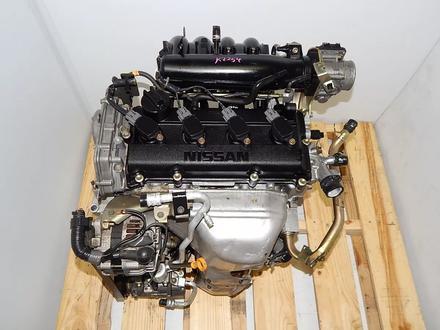 Kонтрактный двигатель (АКПП) QR25 на Nissan Altima VQ25, VQ23 за 200 000 тг. в Алматы – фото 7
