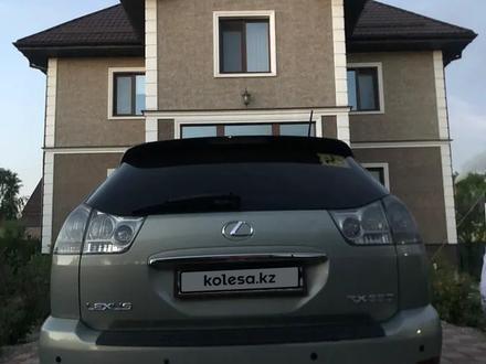 Lexus RX 330 2004 года за 5 900 000 тг. в Алматы – фото 2