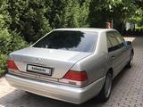 Mercedes-Benz S 320 1992 года за 3 450 000 тг. в Алматы – фото 5