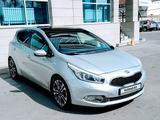 Kia Cee'd 2013 года за 5 300 000 тг. в Алматы