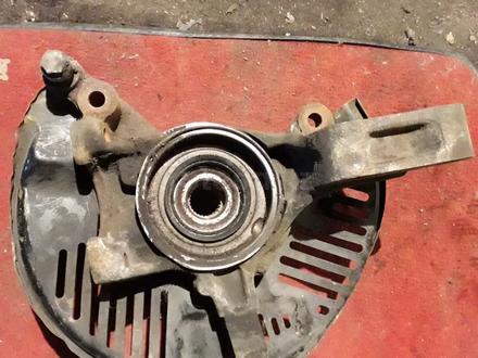 Ступица передняя левая на Toyota Estima (Previa) 4wd, v2.4, 2tzfe… за 17 000 тг. в Караганда – фото 4