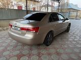 Hyundai Sonata 2006 года за 3 500 000 тг. в Кызылорда – фото 3