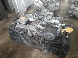 Контрактный двигатель Subaru 2.5 EJ25 4 вальный с гарантией! за 300 350 тг. в Нур-Султан (Астана)