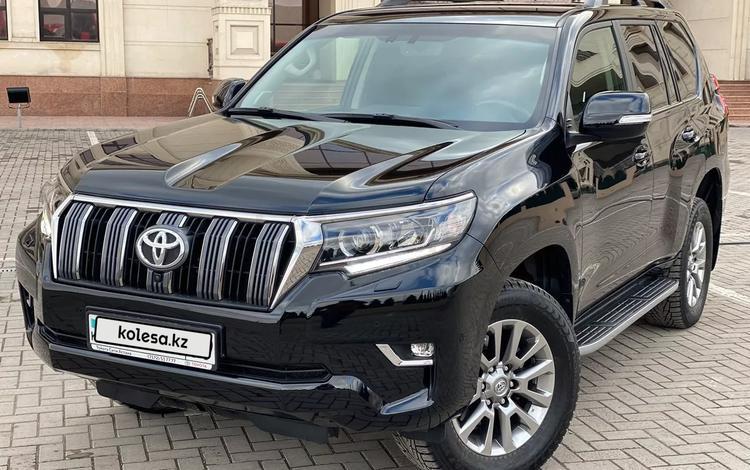 Toyota Land Cruiser Prado 2018 года за 24 900 000 тг. в Караганда