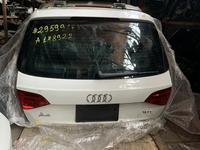 Крышка багажника Audi A4 b8 привозная с японии за 75 000 тг. в Алматы