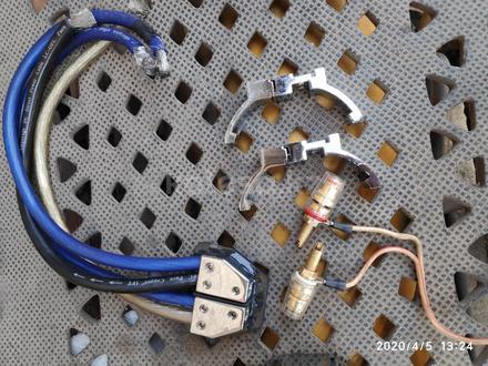 Накопитель (Конденсатор) для Сабвуфера (батарейка) за 20 000 тг. в Алматы – фото 2