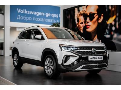 Volkswagen Taos Exclusive (4WD) 2021 года за 15 580 000 тг. в Нур-Султан (Астана)