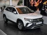 Volkswagen Taos Exclusive (4WD) 2021 года за 15 580 000 тг. в Нур-Султан (Астана) – фото 2