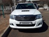 Toyota Hilux 2014 года за 10 100 000 тг. в Нур-Султан (Астана)