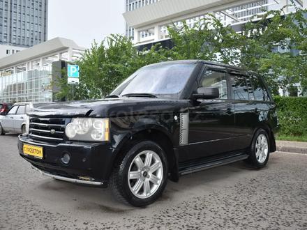 Land Rover Range Rover 2006 года за 4 000 000 тг. в Нур-Султан (Астана)