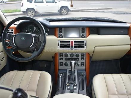 Land Rover Range Rover 2006 года за 4 000 000 тг. в Нур-Султан (Астана) – фото 10