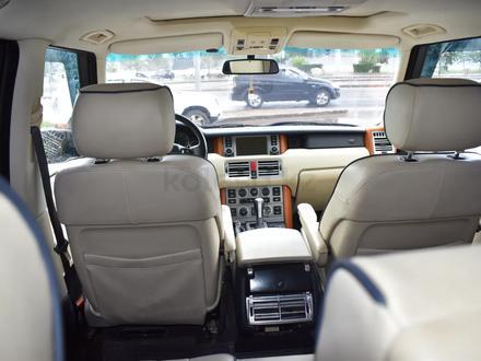 Land Rover Range Rover 2006 года за 4 000 000 тг. в Нур-Султан (Астана) – фото 12