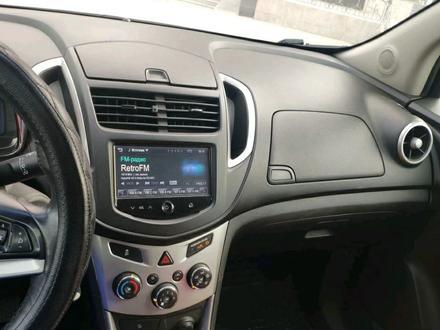 Chevrolet Tracker 2014 года за 4 420 000 тг. в Алматы – фото 5