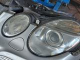 Фары передние Mercedes W211 Рестайлинг за 210 000 тг. в Алматы – фото 2