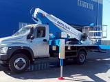 ГАЗ  Автогидроподъемник ВИПО-28-01 ГАЗ С41 2021 года в Атырау – фото 4