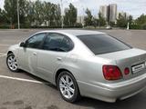 Lexus GS 300 2000 года за 3 650 000 тг. в Нур-Султан (Астана) – фото 4