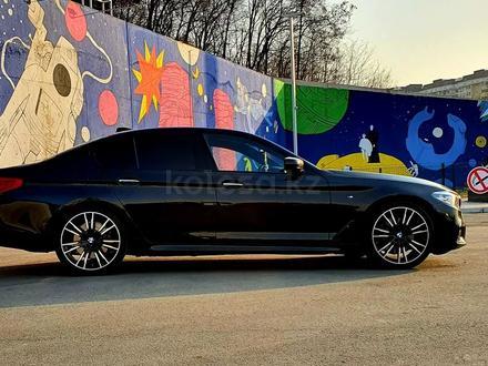 BMW 530 2017 года за 18 000 000 тг. в Алматы – фото 6