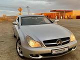 Mercedes-Benz CLS 500 2005 года за 6 000 000 тг. в Актау – фото 2