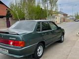 ВАЗ (Lada) 2115 (седан) 2010 года за 1 300 000 тг. в Нур-Султан (Астана) – фото 4
