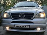 Mercedes-Benz ML 320 2002 года за 4 200 000 тг. в Алматы