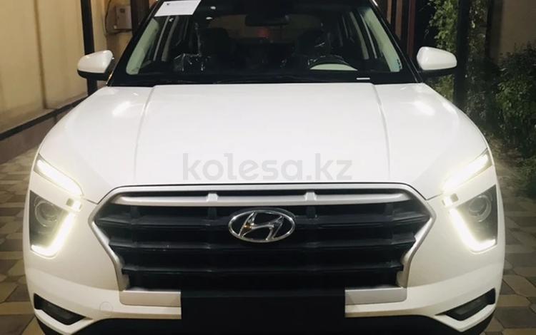 Hyundai Creta 2021 года за 12 300 000 тг. в Шымкент