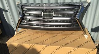 Решетка на Lexus GX 460 Оригинал свыше 2013 за 135 000 тг. в Алматы