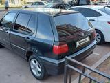 Volkswagen Golf 1993 года за 1 450 000 тг. в Нур-Султан (Астана) – фото 4