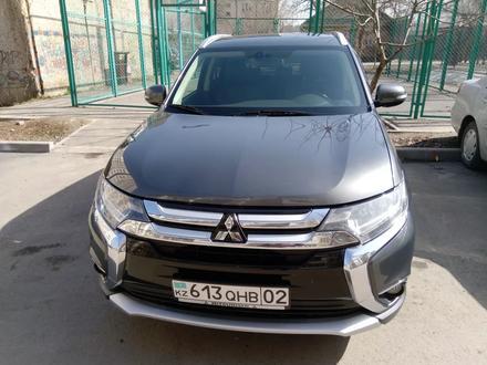 Mitsubishi Outlander 2016 года за 9 500 000 тг. в Алматы – фото 5
