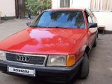 Audi 100 1989 года за 1 250 000 тг. в Алматы – фото 4