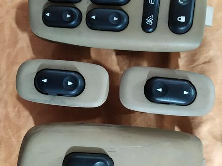 Кнопки управления стеклоподъёмниками пассажирские на Мазда Трибют за 3 000 тг. в Алматы – фото 6