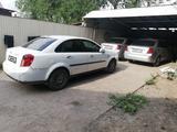 Chevrolet Lacetti 2004 года за 1 000 000 тг. в Алматы