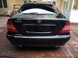 Mercedes-Benz S 600 2005 года за 3 300 000 тг. в Алматы – фото 4