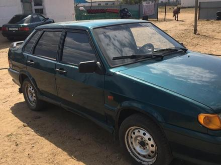 ВАЗ (Lada) 2115 (седан) 2001 года за 1 000 000 тг. в Нур-Султан (Астана) – фото 4