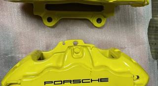 Суппорта от Porsche Cayenne Turbo S. Самые большие машинки 19Z за 260 000 тг. в Алматы