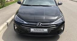 Hyundai Elantra 2019 года за 9 500 000 тг. в Алматы