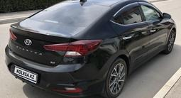 Hyundai Elantra 2019 года за 9 500 000 тг. в Алматы – фото 3