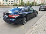 Toyota Camry 2018 года за 13 650 000 тг. в Нур-Султан (Астана) – фото 4