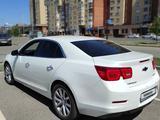 Chevrolet Malibu 2014 года за 5 500 000 тг. в Нур-Султан (Астана) – фото 3