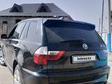 BMW X3 2008 года за 5 900 000 тг. в Тараз – фото 2