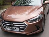 Hyundai Elantra 2018 года за 6 000 000 тг. в Алматы – фото 5