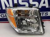 Фара Nissan Pathfinder r51/Nissan Navara D40 новая дубликат за 30 000 тг. в Алматы