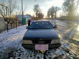 Audi 100 1990 года за 1 000 000 тг. в Шу – фото 5
