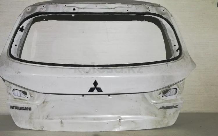 Крышка багажника мицубиси асх за 49 000 тг. в Нур-Султан (Астана)
