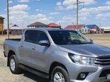 Toyota Hilux 2018 года за 13 000 000 тг. в Атырау – фото 4