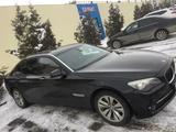 BMW 740 2009 года за 7 500 000 тг. в Алматы