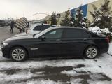 BMW 740 2009 года за 7 500 000 тг. в Алматы – фото 3