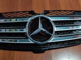 Решетка радиатора рестайлинг и дорестайлинг на Mercedes w164 за 777 тг. в Алматы