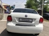 Volkswagen Polo 2014 года за 4 800 000 тг. в Шымкент – фото 4